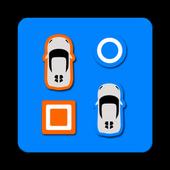 Twin Car icon