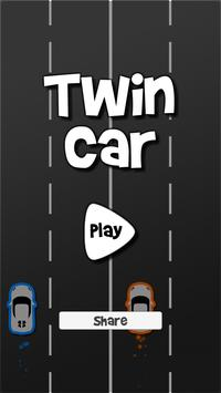 Twin Car poster