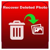 Recuperar fotos excluídas ícone