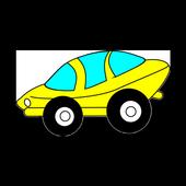 Crisis Crash Car icon