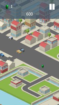 Crisis Crash Car poster