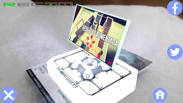 RECOM DEMO apk screenshot