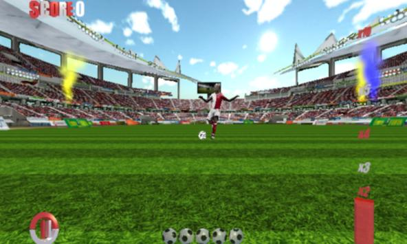 Turboteen Evolution Soccer screenshot 1