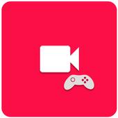 record video phone screen icon