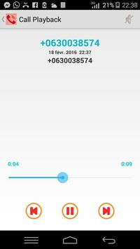 Save My Call apk screenshot