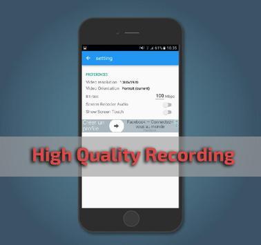 Record HD Screen Activity screenshot 2