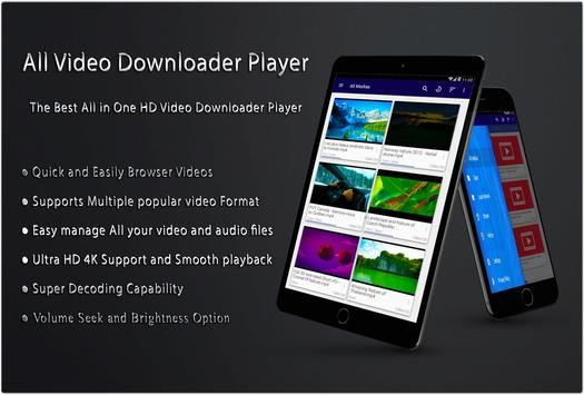 All Video Downloader Player poster
