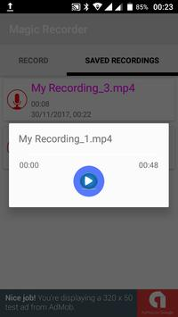 recordering Studio تسجيل الصوت Dictaphone apk screenshot