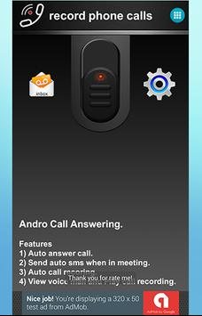 Record Phone Calls poster