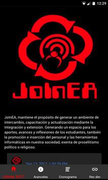 Joinea 2017 poster