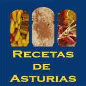 Recetas de Asturias icon