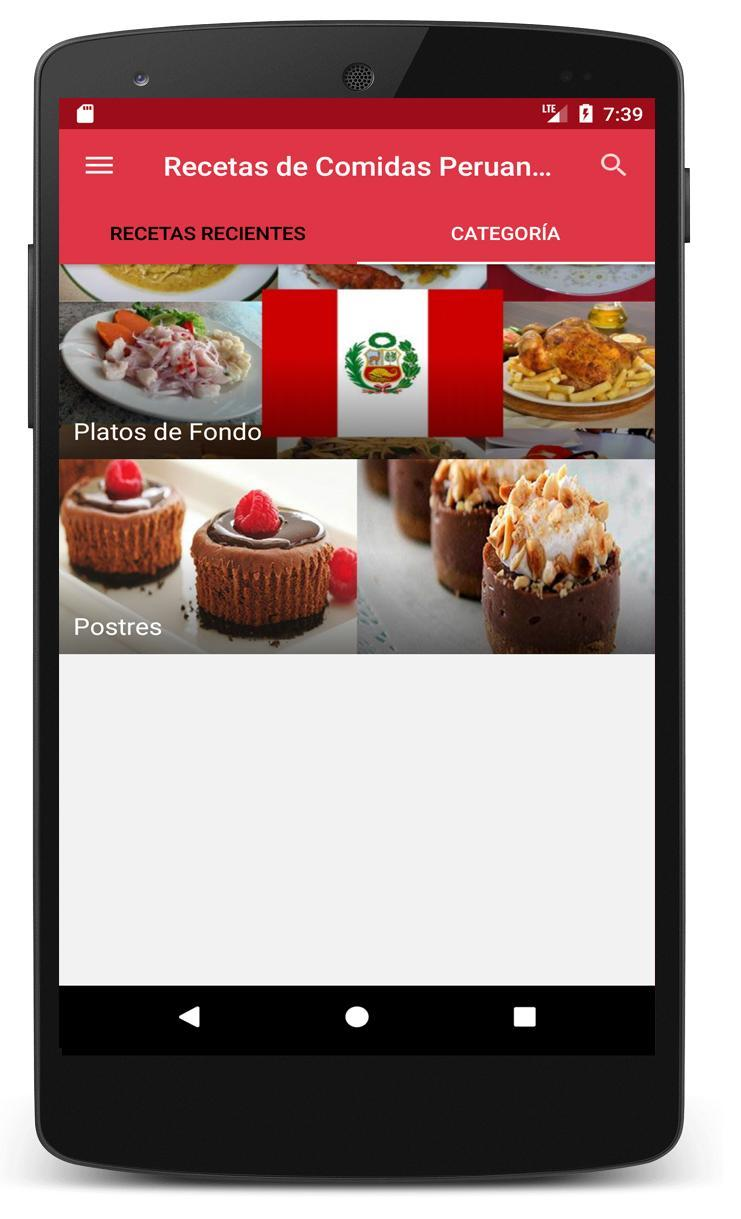 Peruvian Food Recipes free - cooking in Peru for Android - APK Download