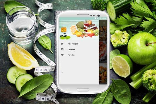 Recipes & Slimming Recipes screenshot 1