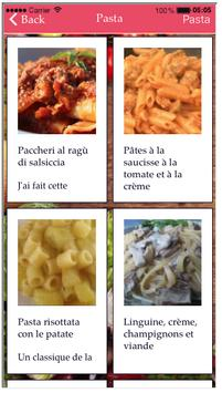 Recettes  Italiennes Cuco screenshot 3