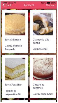 Recettes  Italiennes Cuco poster