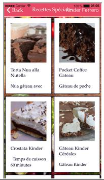 Recettes  Italiennes Cuco screenshot 1