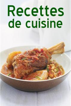 Cuisine : Recettes de Cuisine apk screenshot