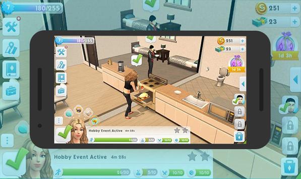 Guide The Sims Mobile 4 screenshot 1
