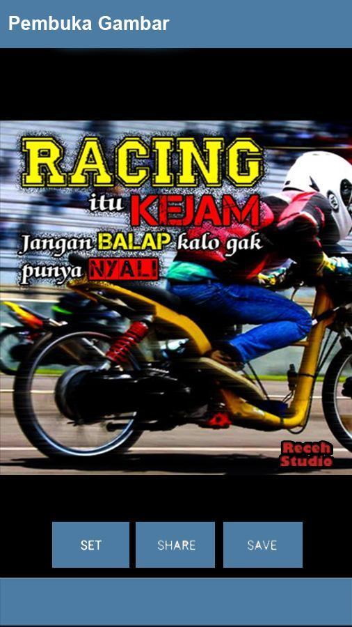 Dp Kata Drag Racing Lucu Für Android Apk Herunterladen