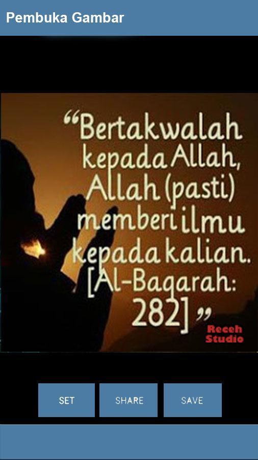 Gambar Kata Bijak Nasehat Islami For Android Apk Download