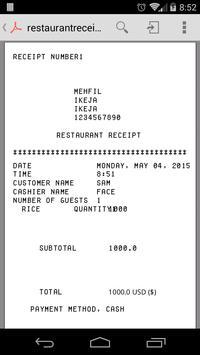 receipt generator free