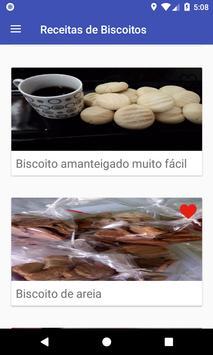 Receitas de Biscoitos screenshot 22