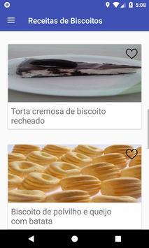 Receitas de Biscoitos screenshot 3
