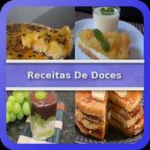 Receitas De Doces icon