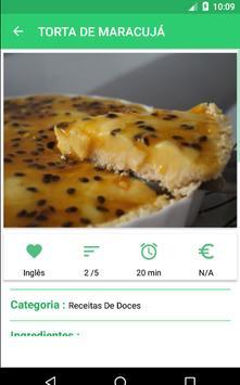 Receitas De Doces screenshot 6