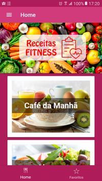 Receita Fitness poster