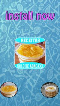 Bolo De Abacaxi - Receitas screenshot 5