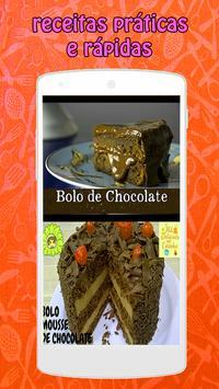 Bolo de Chocolate Low Carb screenshot 2