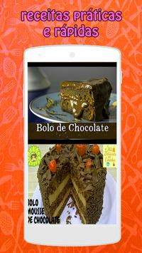 Bolo de Chocolate Low Carb screenshot 4