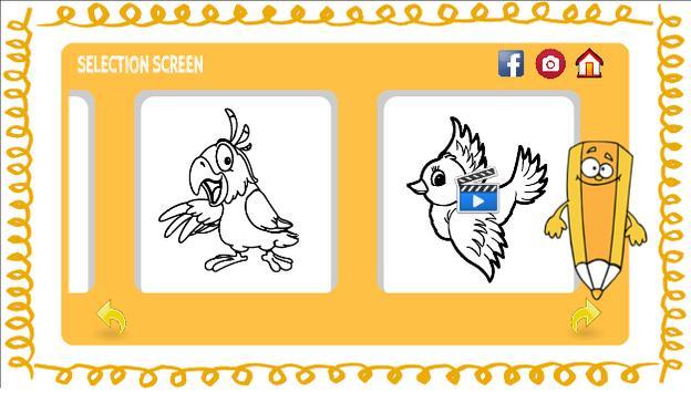 De Aves Para Colorear Juego for Android - APK Download