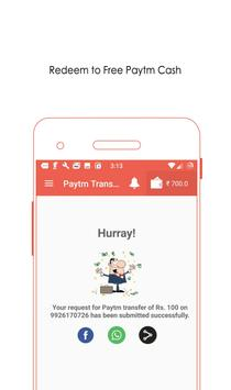 Free Paytm Cash & Recharge screenshot 1
