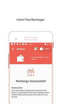 Free Paytm Cash & Recharge screenshot 4