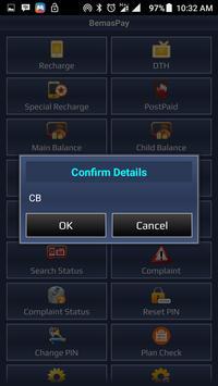 Bemaspay (iRecharge) screenshot 7