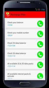 Recharge Plans & Offers apk screenshot
