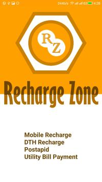 Recharge Zone poster