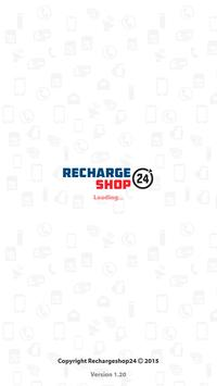 Recharge Shop 24 poster