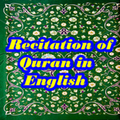 Recitation of Quran in English icon