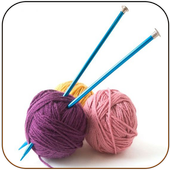 Tips for knitting icon