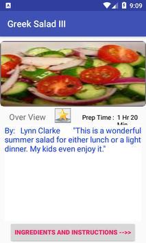 Cucumber Recipes:free recipe app screenshot 10