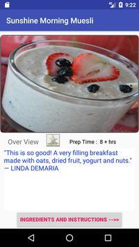 Quick and Easy Breakfast screenshot 8