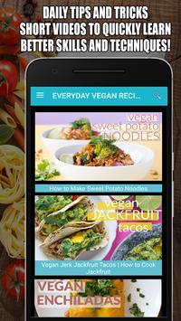 100+ Vegan Recipes screenshot 2