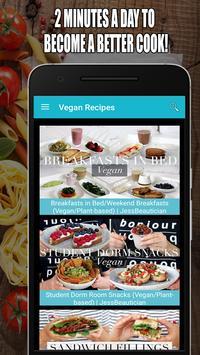 100+ Vegan Recipes screenshot 3