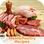 2000+ Meat&Poultry Recipes icon