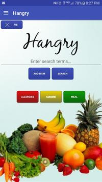HANGRY poster