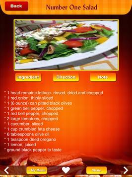 Indian Food Recipes apk screenshot