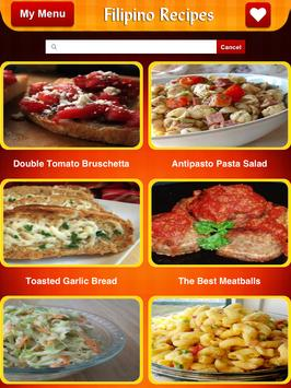 Filipino food recipes apk download free entertainment app for filipino food recipes apk screenshot forumfinder Images